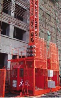 200 200施工升降机 山东大汉建设机械有限公司驻东北办事处,其他图片
