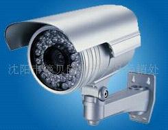外置调焦防水型摄像机