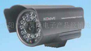 夜视防水摄像机