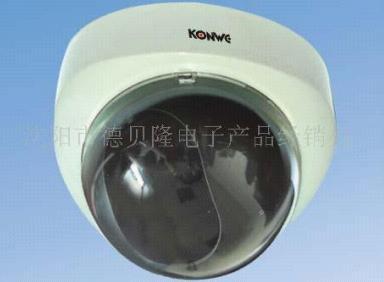 供应彩色半球摄像机