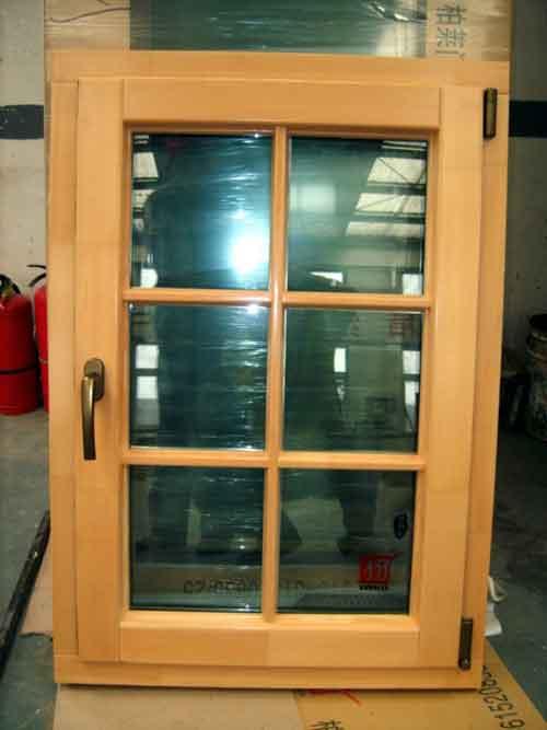实木门窗采用德国v68系列