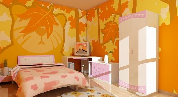 商品详情 沈阳手绘墙画墙绘墙艺工作室     家居背景墙  环保颜料