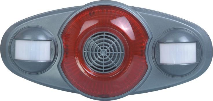 流行美观的外型设计,室内外安装都有其独特的装饰效果。  2组方向选择双幕帘+微波。  采用导弹发射微波测量技术,精确判断移动物体,性能卓越。  采用能量堆积的ASK芯片,提高探测灵敏度,防止漏报。  多种语音操作提示,操作简洁方便,遥控器设置方便多样。  有线、无线兼容,多种报警方式可选。  显著的抗小动物的作用,可以防止20kg以下的宠物。  红外探测区域可360度旋转,达到物理防区上的交叉,真正实现三维多面的探测。  德国进口的光学滤镜,杂光关断率达99%,抗UV(紫外线)达150