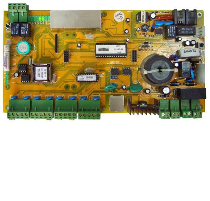 总线系统主板     AK-CB123+