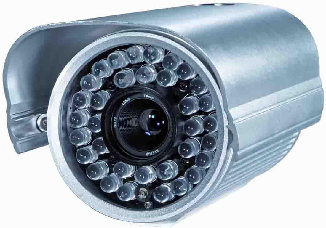 低照度高清晰红外摄像机 红外一体机