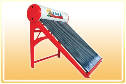 清华世嘉太阳能热水器