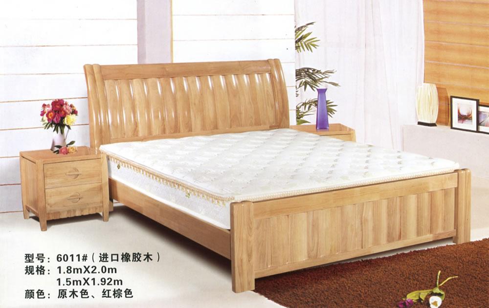 泰国进口床头-康联橡木床