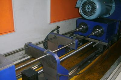 深孔钻控制系统电气接线图