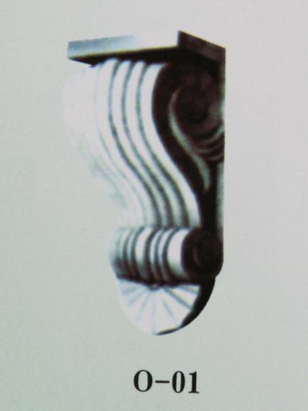 grc欧式构件—涡卷