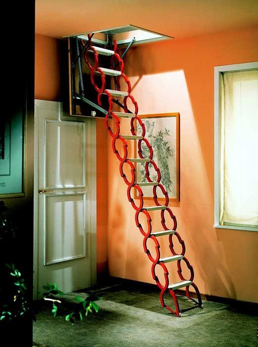阁楼楼梯价格 小阁楼伸缩楼梯价格 广州电动楼梯多少钱