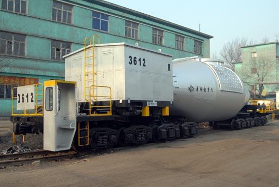 360吨铁水运输车