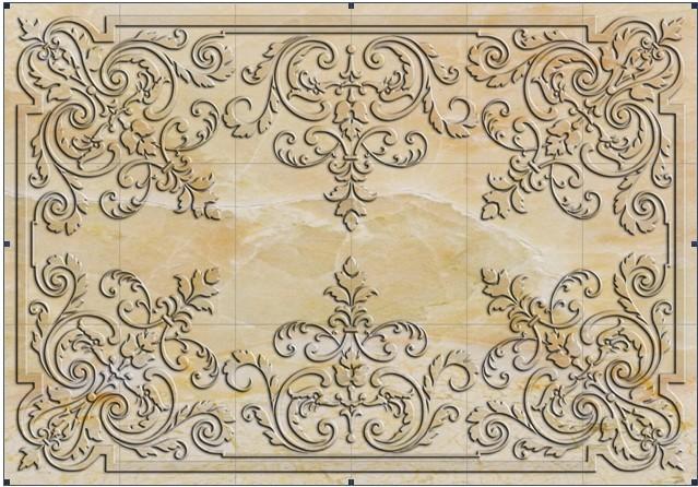 3d stone engraving-XFL-1325-2 stone engraving machine-FALA CNC China