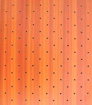 雅达交叉孔木质吸音板
