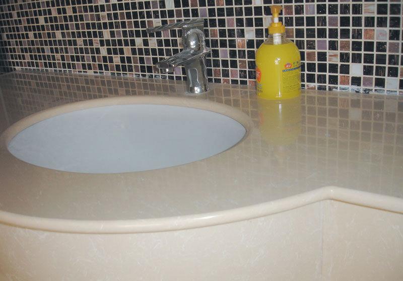 人造大理石台面洗面台洗面盆大连鑫源石材