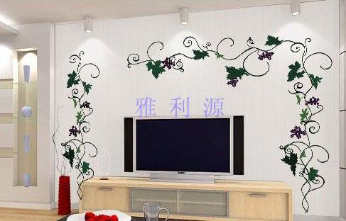 陕西液体壁纸厂家西安液体壁纸批发印花模具批发