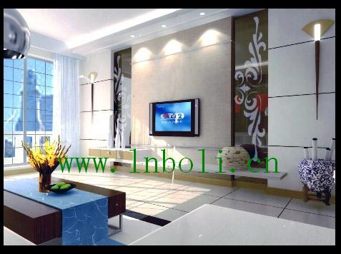 室内装饰玻璃工程