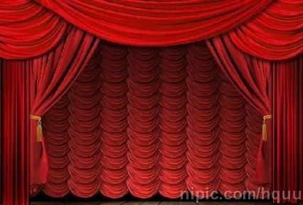沈阳窗帘电动舞台幕布