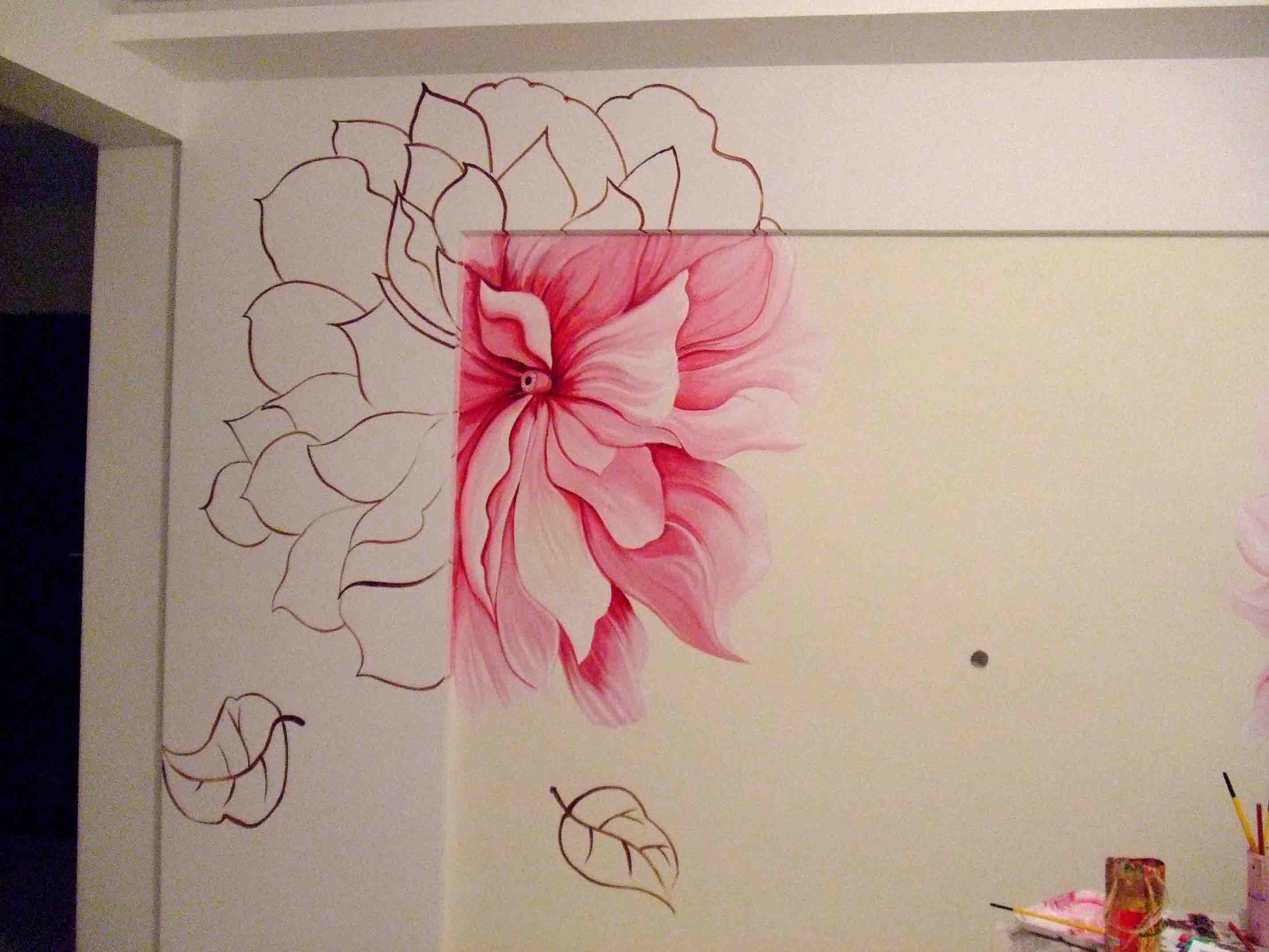 北京手绘墙画151