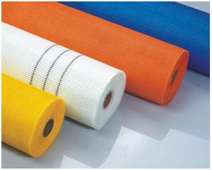 玻璃马赛克增强网片、大理石增强网片、玻璃纤维自粘带、玻璃纤维