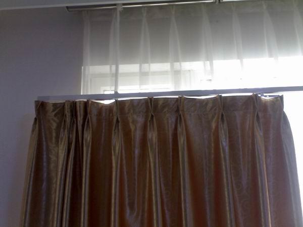 沈阳电动升降窗帘