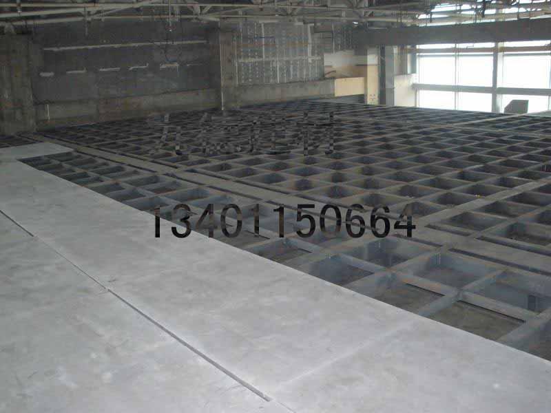 九德LOFT钢结构阁楼板