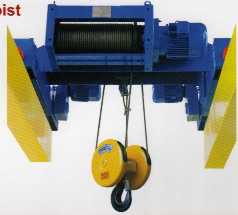固定式钢丝绳电动葫芦|悬挂式钢丝绳电动葫芦