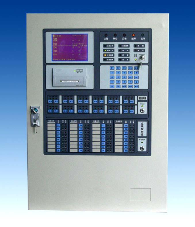 离线编程和CRT图形显示终端: 通过控制器的RS-232口与PC机连接,可以在PC机上实现对控制器的回路配置、联动控制关系的编程设定。系统另配有火警控制器专用网卡,可以直连因特网,也可以通过modem连接因特网,用户可在Internet网上的任何地方获取系统信息。可从我公司专业网站下载设计软件,无需任何专业人员到用户现场,真正实现远程系统维护。