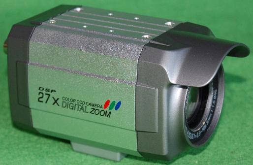 27倍540线高解多功能一体化摄像机