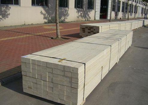 包装箱和托盘用-杨木多层板   LVL板木板