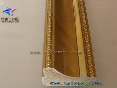 瀋陽PVC石塑線條仿大理石線條生產廠家