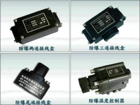 防爆直型(二通)接线盒
