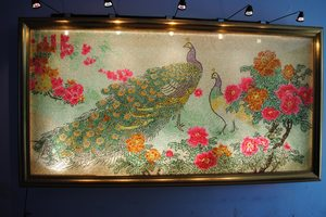 天然玛瑙艺术画