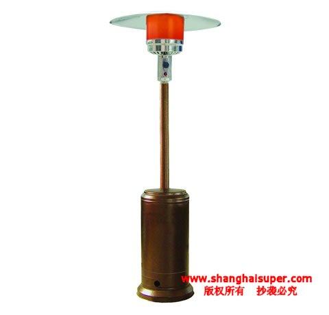伞式燃气取暖器金花圆桶型