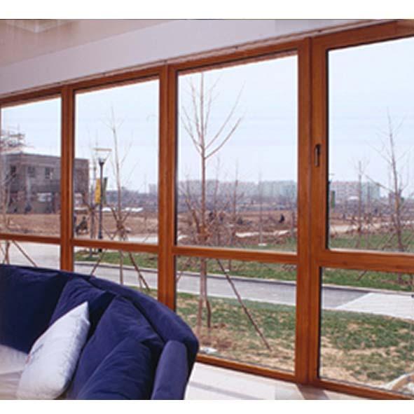 欧式木窗(实木,木铝复合窗、铝包木窗)