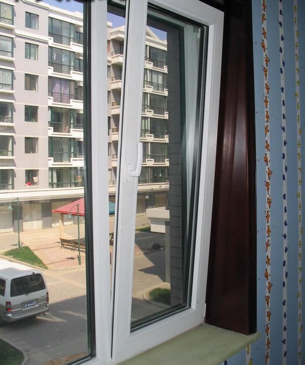 沈阳LG好佳喜塑钢窗门窗制作