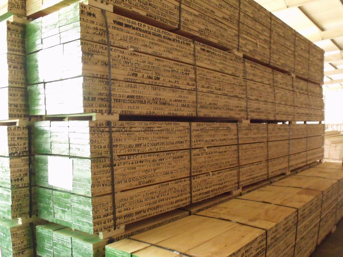 脚踏板松木翘板建筑多层板松木lvl板松木多层板