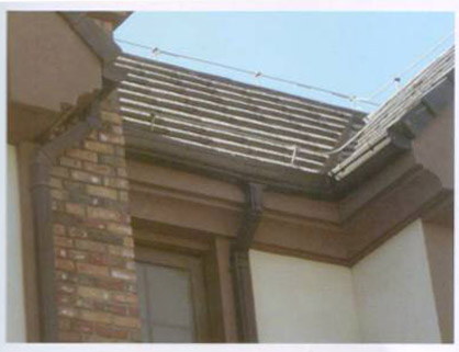 PVC雨水管案例3