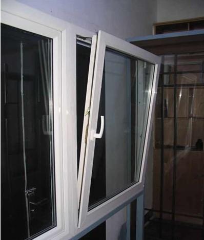 沈阳中意塑钢门窗制作