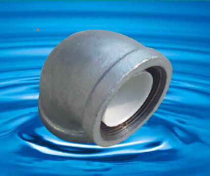 玛钢衬塑管件qf-sk-c