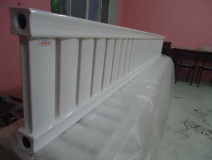 钢制350高*2.6米长阳台散热器暖气片