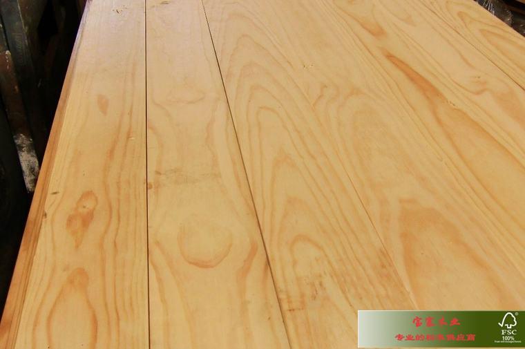 进口松木板材