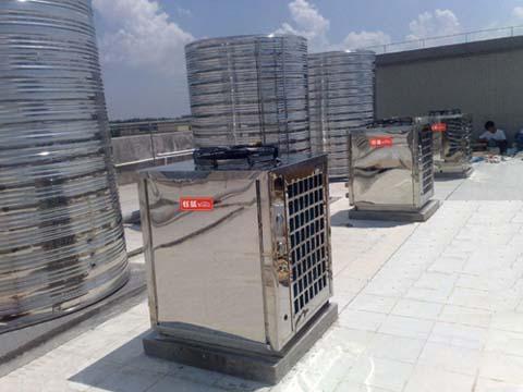 承接空气能热水器工程