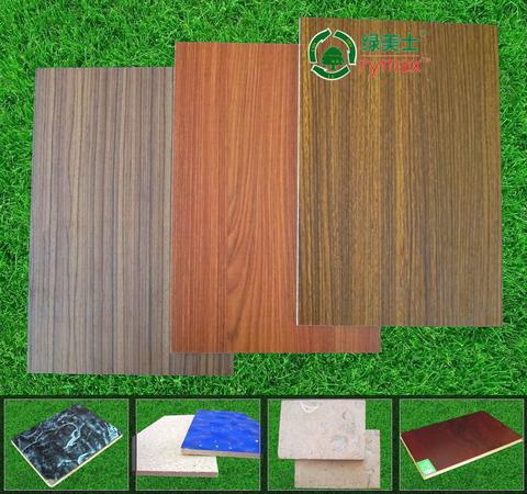 绿美士®玻镁饰面复合板|贴面板|装饰板|挂板
