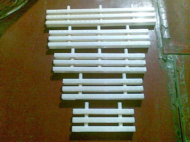 供应ABS塑料水篦子排水沟塑料盖板