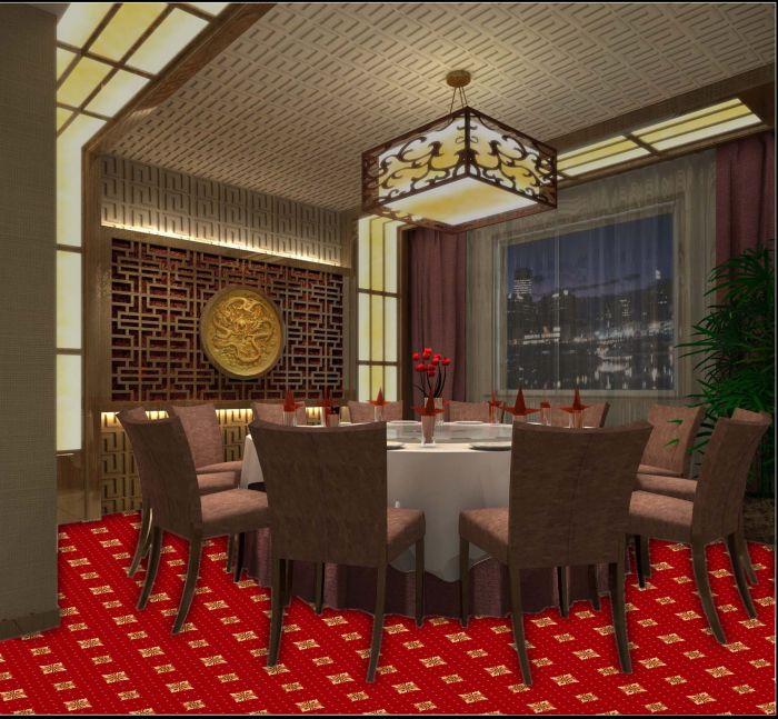 宾馆地毯6