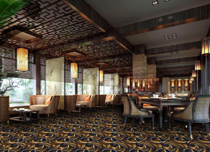 宾馆地毯10
