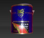 100-500各色有机硅耐热面漆