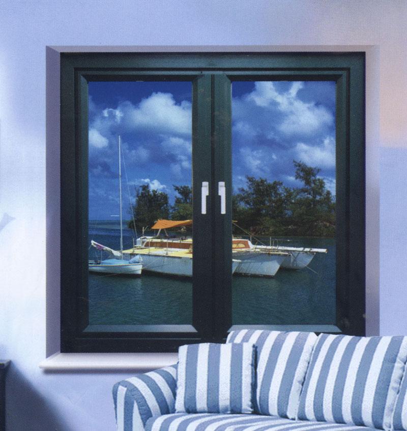 维卡塑钢窗