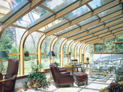 房顶温室设计图