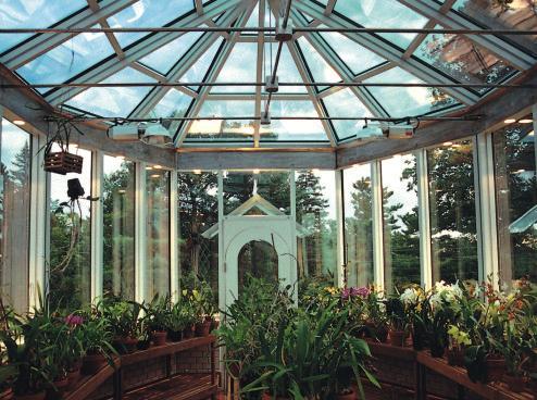 花园阳光房的样式有www